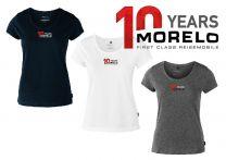10 Années MORELO - NMBS - T-SHIRT Femmes