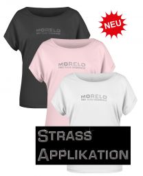 T-shirt à paillettes Morelo Femmes