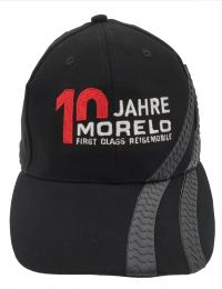 La casquette anniversaire de Morelo a 10 ans