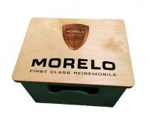 Morelo Tableau des sièges des caisses de bière