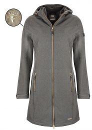 Manteau softshell urbain Morelo pour dames
