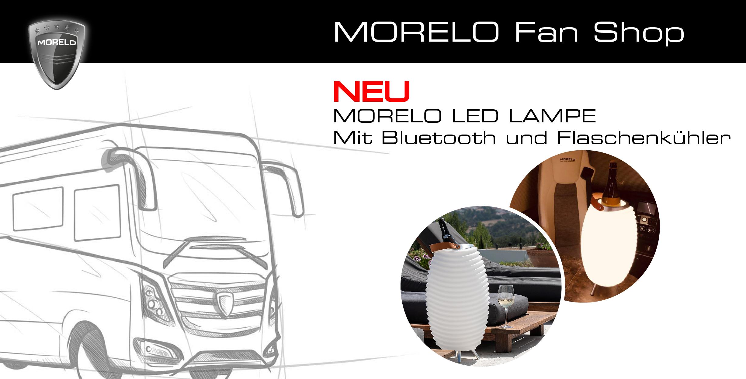 MORELO First Class Reisemobile